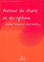 Joly J.-p. / Canonici V. - Autour Du Chant Et Du Rythme Vol.3