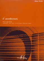 Verite Alain - Nocturnes (4) - Guitare