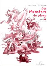 Heumann H.g. - Les Monstres Du Piano Vol.2 - Piano