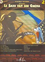Allerme Jean-marc - Le Saxophone Fait Son Cin�ma Vol.2 + Cd