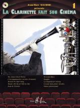 Allerme Jean-marc - La Clarinette Fait Son Cinéma Vol.1 + Cd