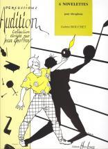 Bouchet Gabriel - Novelettes (6) - Vibraphone