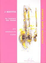 Matitia Jean - Au Bonheur Des Dames - Saxophone