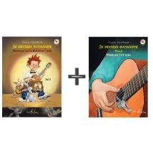 Tisserand Thierry - Je Deviens Guitariste Vol.1 + Vol.2