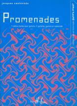 Casterede Jacques - Promenades - Guitare