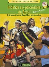 Mindy Paul - Initiation Aux Percussions Du Brésil Vol.1 + Cd