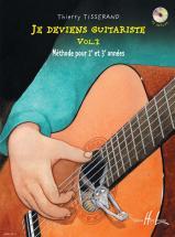 Tisserand Thierry - Je Deviens Guitariste Vol.2 + Cd