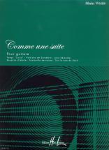 Verite Alain - Comme Une Suite - Guitare
