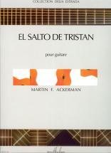 Ackerman Martin F. - El Salto De Tristan - Guitare