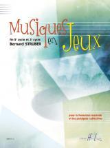 Struber Bernard - Musiques En Jeu(x)