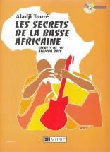 Toure Aladji - Les Secrets De La Basse Africaine + Cd - Basse
