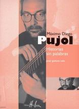 Pujol Maximo-diego - Historias Sin Palabras - Guitare