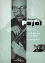 Pujol Maximo-diego - Palermo - Un Domingo En La Boca - 1 Ou 2 Guitares