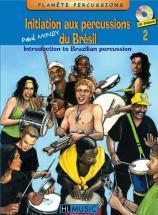 Mindy Paul - Initiation Aux Percussions Du Brésil Vol.2