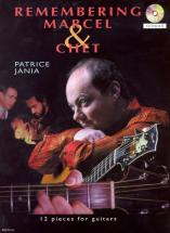 Jania Patrice - Remembering Marcel And Chet + Cd - Guitare