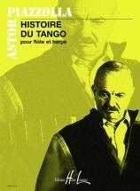 Piazzolla Astor - Histoire Du Tango - Flute, Harpe