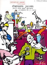 Hoarau J.c. - Chansons Juives - Guitare Avec Tablatures