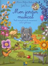 Siciliano Mi-h. / Zarco J. - Mon Jardin Musical + Cd