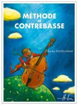 Postel-vinay Emilie - Méthode De Contrebasse