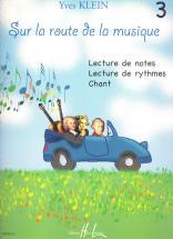 Klein Yves - Sur La Route De La Musique Vol.3