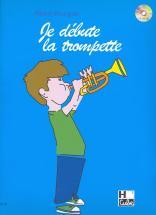 Bourguet Michel - Je Débute La Trompette + Cd