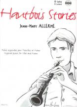 Allerme Jean-marc - Hautbois Stories + Cd - Hautbois, Piano