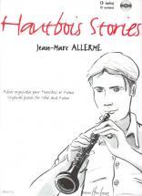 Allerme Jean-marc - Hautbois Stories + Cd - Hautbois, Piano