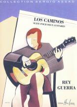 Guerra Rey - Los Caminos - 2 Guitares