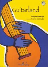 Estrada Délia - Guitarland + Cd