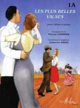 Charrier V./ Ravez C. - Les Plus Belles Valses Vol.1a - Violon, Piano