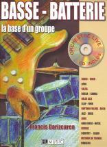Darizcuren Francis - Basse - Batterie + Cd