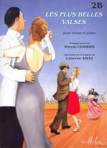 Charrier V. / Ravez C. - Les Plus Belles Valses Vol.2b - Violon, Piano