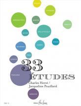 Herve C. / Pouillard J. - 33 Etudes - Piano