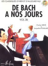 Herve C. / Pouillard J. - De Bach à Nos Jours Vol.3b - Piano
