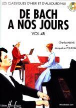 Herve C. / Pouillard J. - De Bach A Nos Jours Vol. 4b - Piano