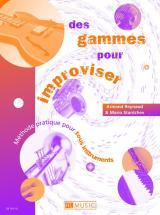 Reynaud A. / Stantchev M. - Des Gammes Pour Improviser