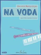 Marty-lejon C. - Na Voda - Flute, Hautbois Et Piano