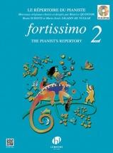 Quoniam Béatrice - Fortissimo Vol.2 - Piano