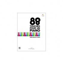 Allerme Sophie - 88 Touches Pour Un Piano