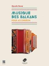 Nonaj Gjovalin - Musique Des Balkans Pour Accordeon
