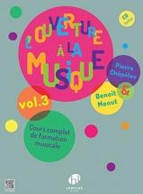 Chepelov P. / Menut B. - Ouverture A La Musique Vol.3 + Cd