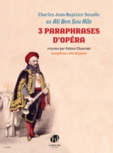 Soualle Charles J.b. - 3 Paraphrases D