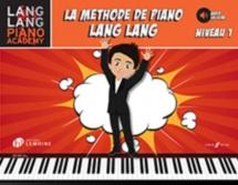 Lang Lang - Methode De Piano Vol.1