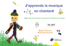 Roman Odette and Mathilde - J'apprends La Musique En Chantant