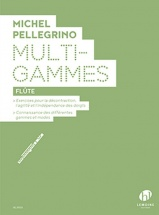 Pellegrino Michel - Multi Gammes - Flute