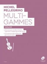 Pellegrino Michel - Multi Gammes - Violon