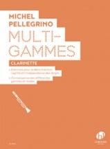 Pellegrino Michel - Multi Gammes - Clarinette