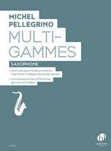 Pellegrino Michel - Multi Gammes - Saxophone