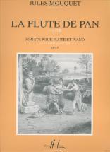Mouquet Jules - Flute De Pan Op.15 - Flute, Piano