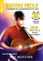 Guitare Facile Vol.8 Spécial Rock Vol.2 Intermediaire + Cd